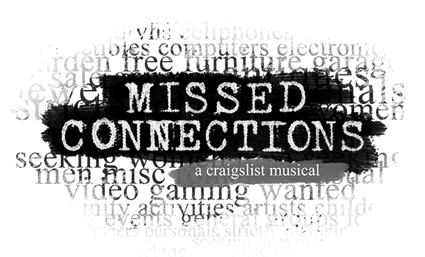 MissedConnections a Craigslist musical