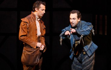 Josh Grisetti and Rob McClure has the Bottom Brothers