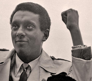the actual Stokely Carmichael