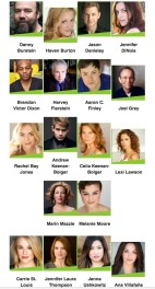 Celebrities at the Autograph Table (and Photo Booth) noon to 12:50 p.m.