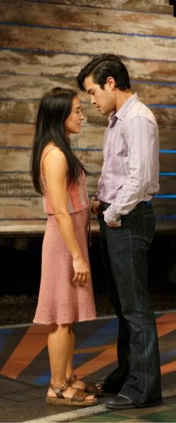 Jennifer Ikeda as Tong and Raymond Lee as Quang