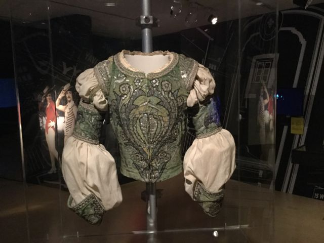 Costume worn by Rudolph Nuryev in the ballet Romeo and Juliet. The Oliviers include awards for opera and dance. The Tonys do not.