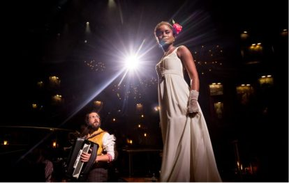 Natasha, Pierre and the Great Comet of 1812