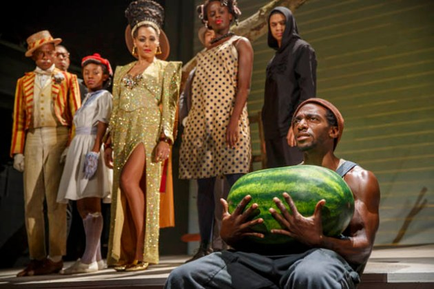 The Death of the Last Black Man in the Whole Entire World AKA the Negro Book of the Dead BY SUZAN-LORI PARKS DIRECTED BY LILEANA BLAIN-CRUZ