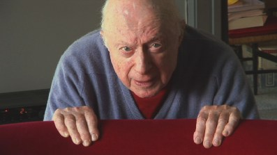 Norman Lloyd, 104, veteran as director or performer of 14 Broadway shows.