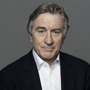 Robert De Niro, co-director of A Bronx Tale