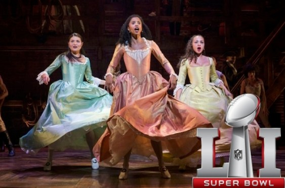 the original Schuyler Sisters