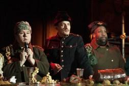 Ben Langhorst, Brian Bock, Rolls Andre as the assassins.