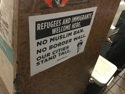 Sign at my neighborhood bodega