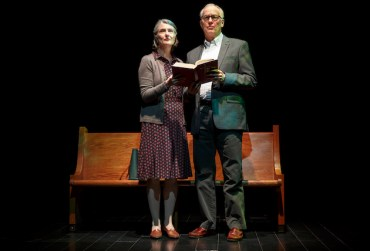 Annette O'Toole and Reed Birney