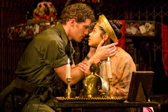 Miss Saigon 11 Alistair Brammer and Eva Noblezada
