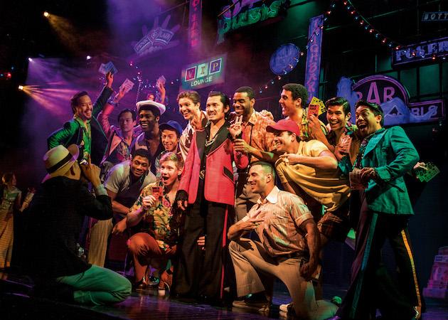 Miss Saigon 15 Jon Jon Briones et al