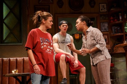 Sweat on Broadway: Alison Wright, Will Pullen, Michelle Wilson