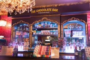 The Chocolate Bar - Photo by Clayton Jones