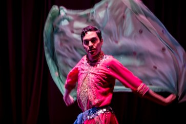 12 TROY IWATA in THE BOY WHO DANCED ON AIR. 2. Photography by Maria Baranova