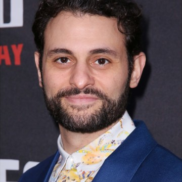 Arian Moayed, the Tony-nominated theater artist who has been involved with several works about refugees