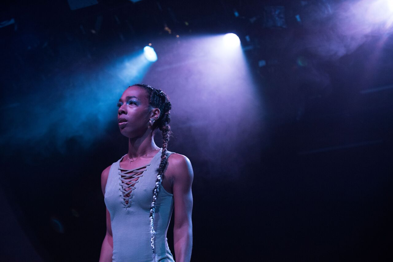 Tamara Williams as Grace