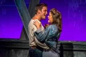 Josh Tolle and Emily Behny