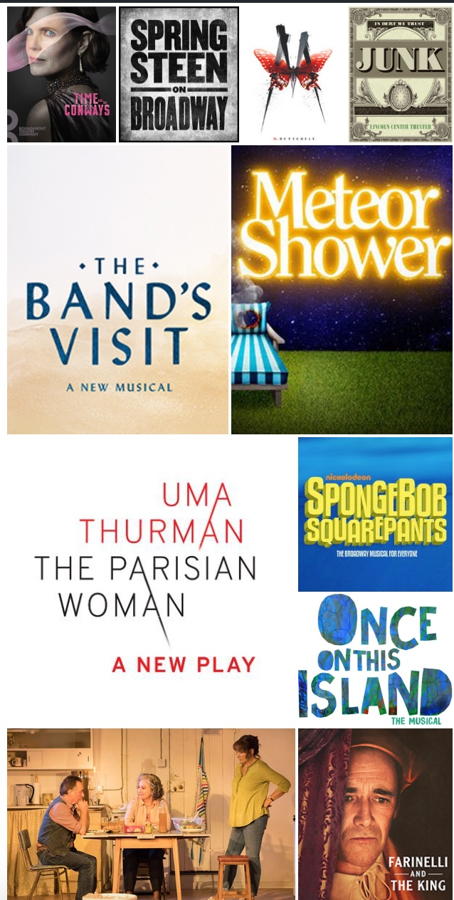 Broadway Fall Preview