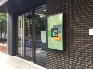 The new Flea theater
