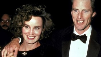 "with Jessica Lange, whom Shepard met in the 1982 movie ""Frances"""