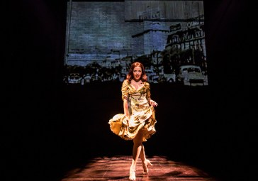 Janet Dacal in Evita