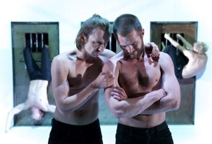 Burning Doors 1 Pavel Haradnitski and Kiryl Kanstantsinau