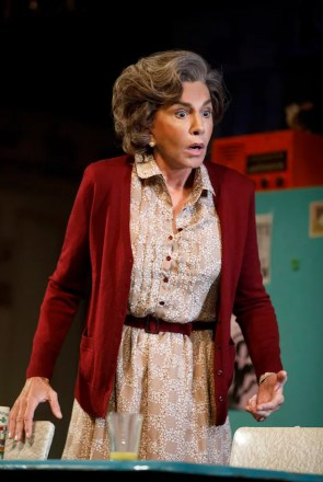 Mercedes Ruehl as Ma