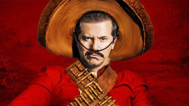 John Leguizamo as Pancho Villa