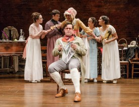 "Kate Hamill's ""Pride and Prejudice"" at Primary Stages in New York"