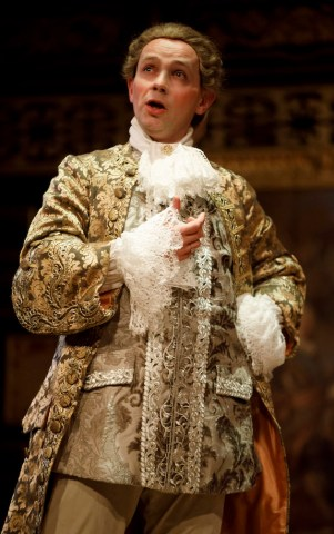 Iestyn Davies in Farinelli and the King