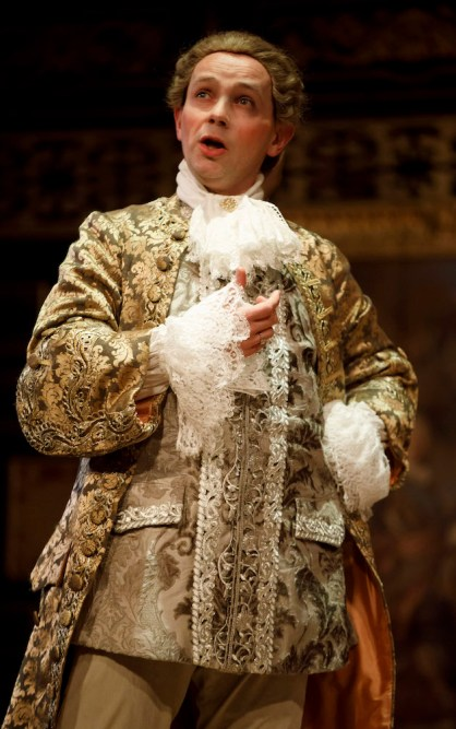 Iestyn Davies in Farinelli and the King