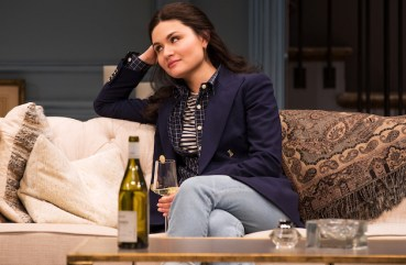 Phillipa Soo in the Parisian Woman