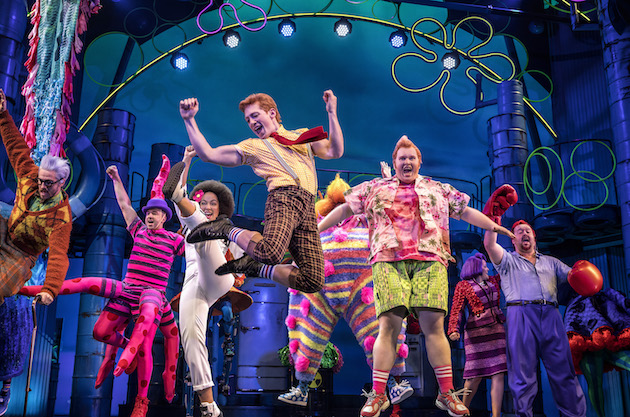 SpongeBob SquarePantsThe Broadway Musical for Everyone