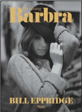 Becoming Barbra book cover