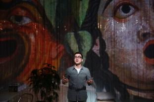 Dan Domingues in The Undertaking