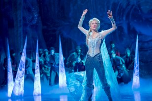 Frozen, the Broadway musical