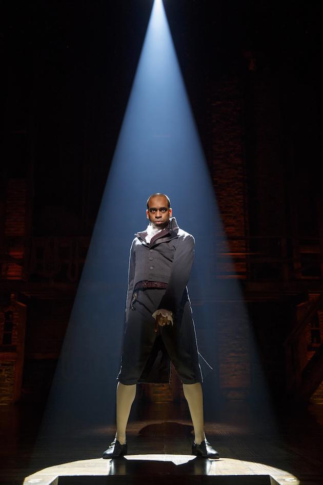 Hamilton Broadway Cast 2018: New Photographs – New York ...