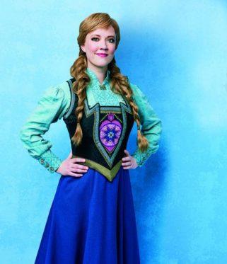 Patti Murin as Anna