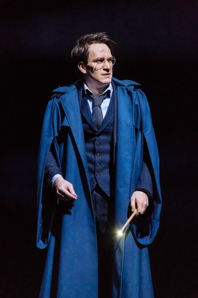Jamie Parker as Harry Potter at 37 years old