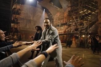 John Legend as Jesus
