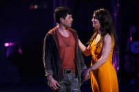 "Jason Tam as Peter, Sara Bareilles as Mary Magdalene (""Could We Start Again Please"")"