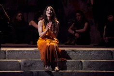 "Sara Bareilles as Mary Magdalene (""Could We Start Again Please"""