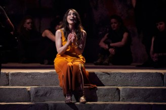 """Sara Bareilles as Mary Magdalene (""""Could We Start Again Please"""""""