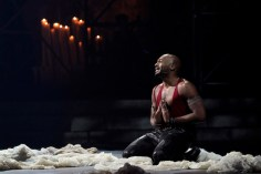 "Brandon Victor Dixon as Judas (""Judas' Death"")"