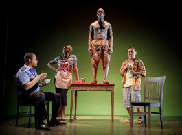Kevin Mambo, Ito Aghayere, Sahr Ngaujah, Jojo Gonzalez