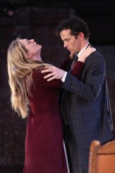 3 Marin Ireland and Nathan Darrow in SUMMER AND SMOKE. Photo by Carol Rosegg