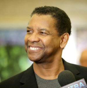 Denzel Washington from The Iceman Cometh