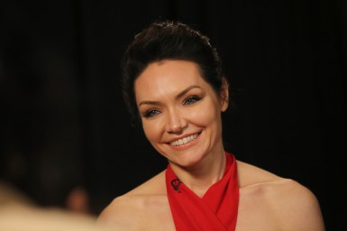 Katrina Lenk, from The Band's Visit