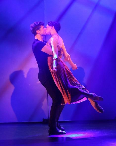 beast 9 Tony Yazbeck and Irina Dvorovenko